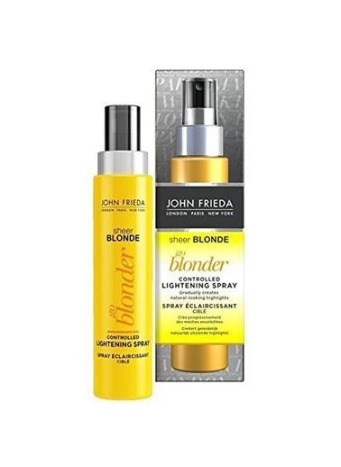 Go Blonder Saç Açici Spray-John Frieda